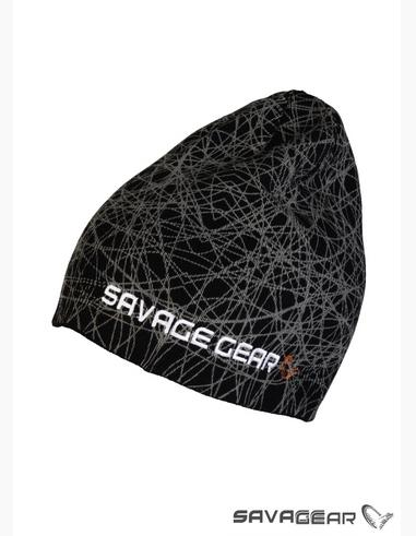 savage-gear-knit-geometry-beanie-black-47909