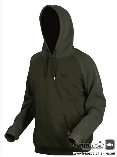 Prologic Bank Bound Hoodie Pullover Green